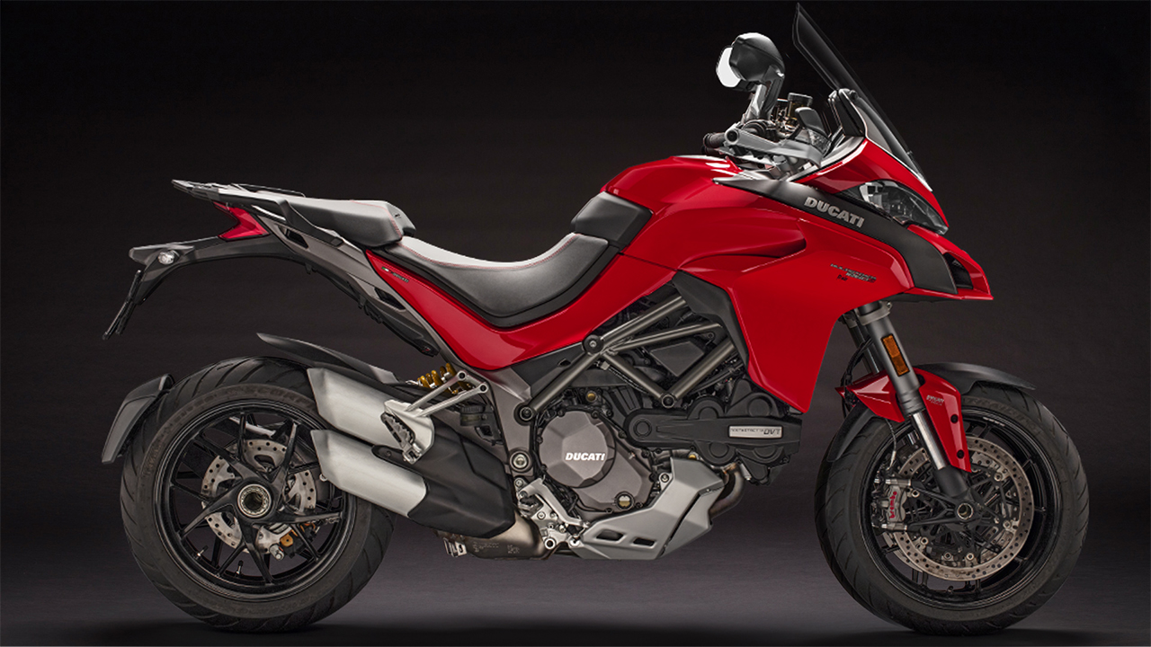 &laquo 1260S D|air &raquo  Multistrada 1260 S D|Air: seguridad y confort