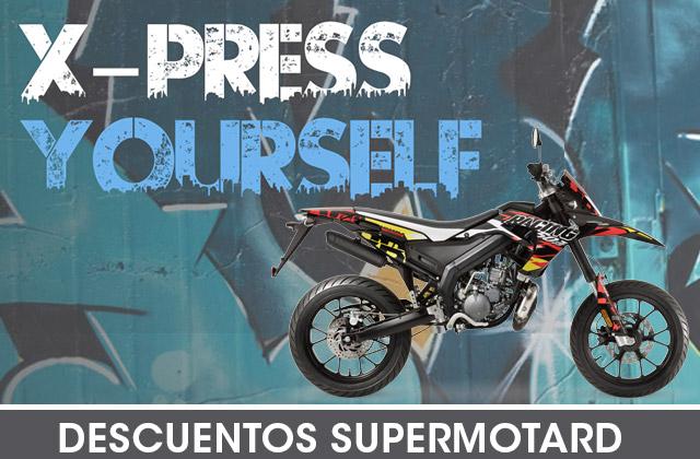 Modelos Supermotard