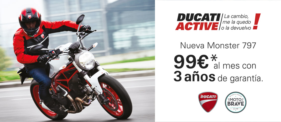 Ducati Active Monster 797