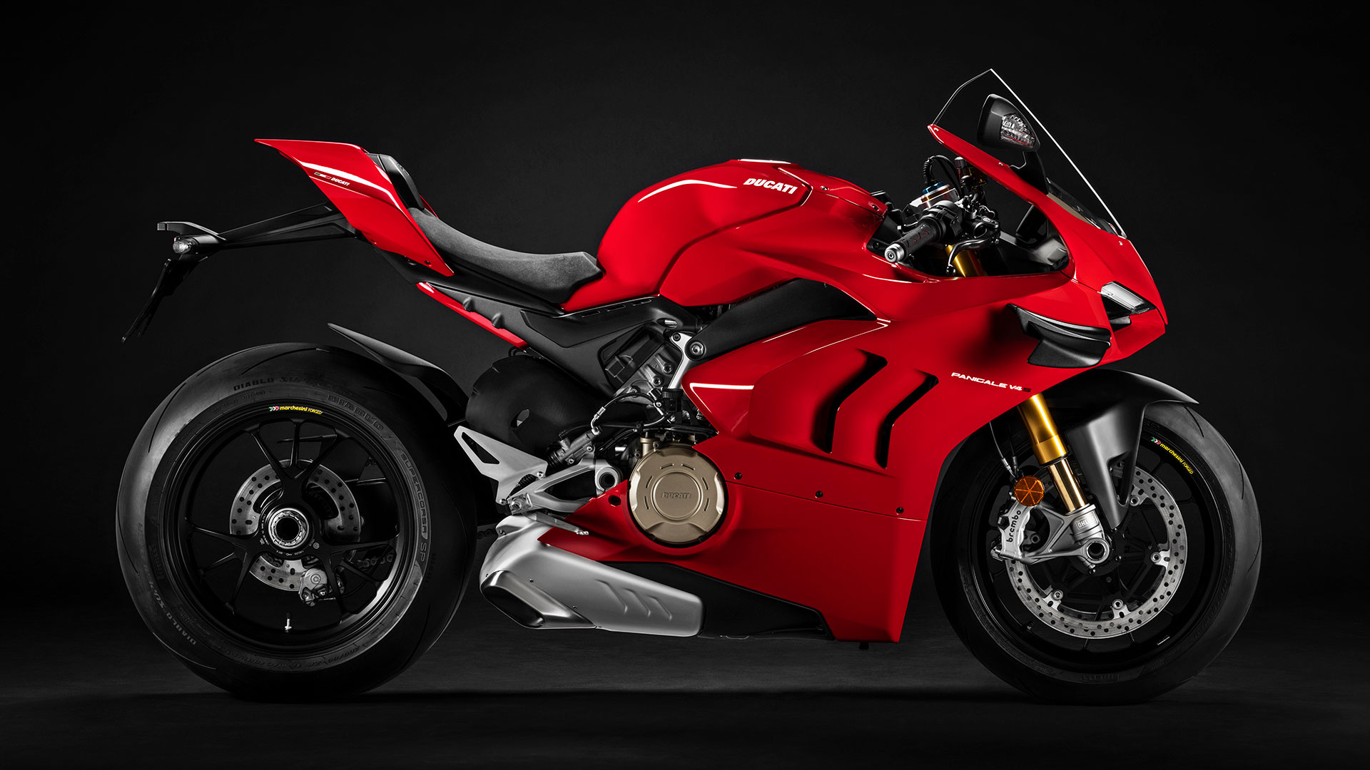 &laquo Panigale V4 S &raquo  The Science of Speed