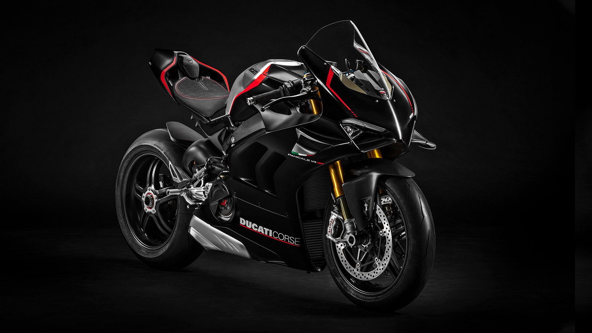 &laquo NEW Panigale V4 SP &raquo  Sport Production