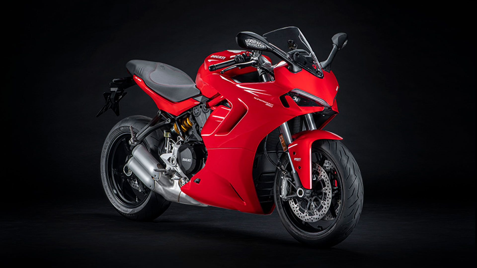 NEW &laquo Supersport 950 &raquo Your way to sport