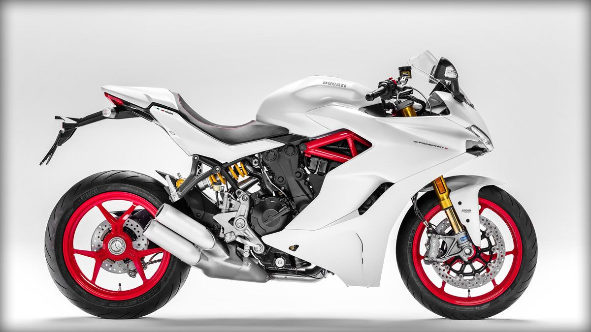 &laquo Supersport S &raquo Sport, made light